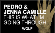PEDRO & JENNA CAMILLE - This Is What I'm Going Through (Wolf Music Recordings)