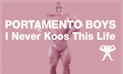PORTAMENTO BOYS - I Never Koos This Life (Quartet Series) - exclusive 18-09-2017