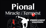 PIONAL - Miracle / Tempest (Permanent Vacation Germany)