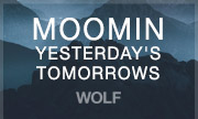 MOOMIN - Yesterday's Tomorrows (Wolf Music Recordings)