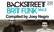 JOEY NEGRO/VARIOUS - Backstreet Brit Funk Vol 2 Compiled By Joey Negro (Z Records)