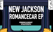 NEW JACKSON - Romancecar EP (Permanent Vacation Germany)