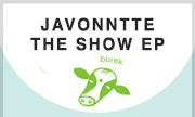JAVONNTTE - The Show EP (Burek)